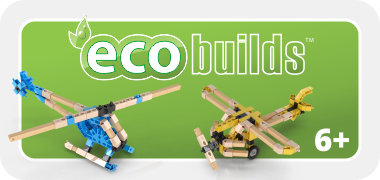 Seria Eco Builds - Engino Toys